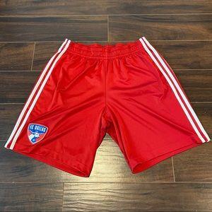 Adidas L FC Dallas Athletic Shorts